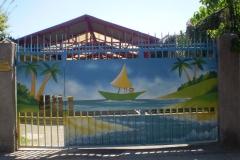 Entrada Jardín